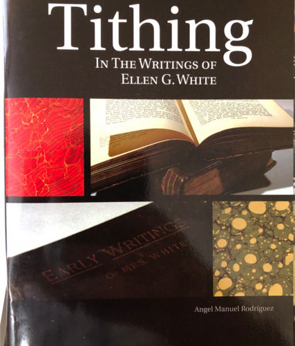 Tithing In the writings of Ellen G  White - South Namibia
